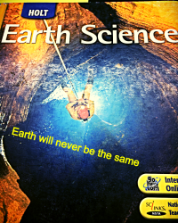 Earth Science: Earth Will Never Be The Same