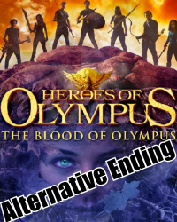 An Alternative Ending to The Blood of Olympus