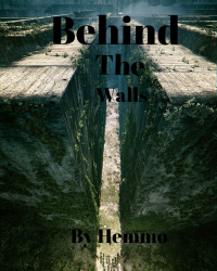 Behind these walls. (For The Maze Runner Competition)