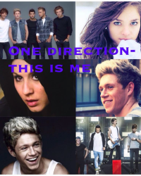 One Direction- This is me