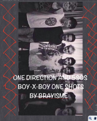 1D and 5SOS boyxboy one shots