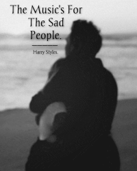 The Music's For The Sad People.