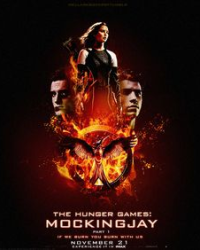 The Hunger Games Mockingjay love beneath the earth
