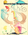 Request a character