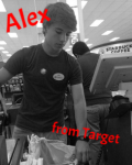 Scan Me Alex (Alex From Target)