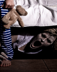The Monster Under Your Bed