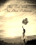 The Girl With The Blue Balloons