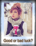Adventskalender - good or bad luck?