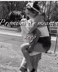Promises we meant to keep