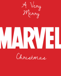 A Very Merry Marvel Christmas