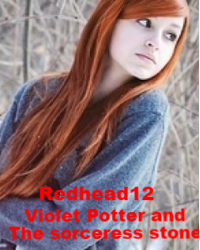 violet potter and the sorceress stone