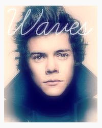 Waves ~ A Harry Styles AU