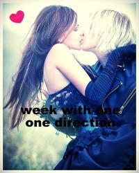 week with one direction