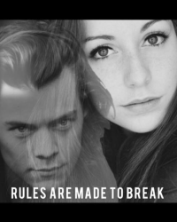 Rules Are Made To Break. Harry fanfiction
