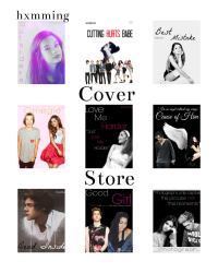 Cover Store *CLOSED*