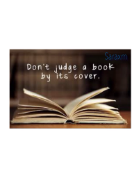 ~dont judge a book by its cover~