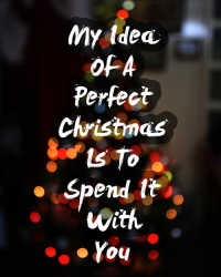 My Perfect Christmas