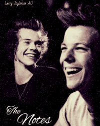 The notes - Larry stylinson