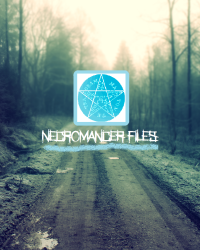 Necromaner files