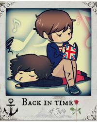 Back In Time ~ Larry Stylinson