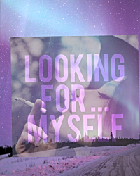 Looking for ... myself