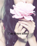 I`m yours sister