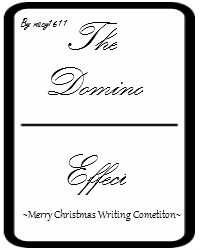 The Domino Effect - Merry Christmas Writing Competition