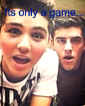 Its only a game | sam pottorff & jack gilinsky
