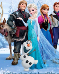 Frozen and ROTG Truth or Dare