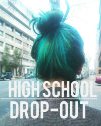 High School Drop-Out ϟ Michael Clifford