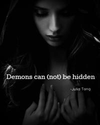 Demons can (not) be hidden