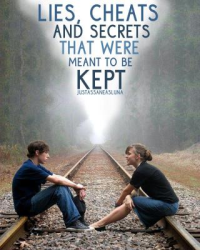 Lies, Cheats, and Secrets That Were Meant to be Kept
