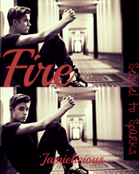 Fire || J.B. {Sequel to Sparks}