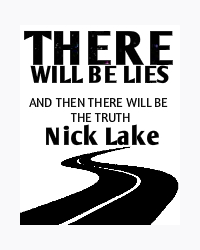 There Will Be Lies - Cover Competition Entry