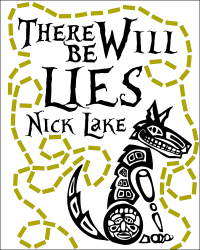 There Will Be Lies - Alternate Cover 1