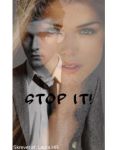 Stop It. ~ Christopher Fanfiction. (!PAUSE!)