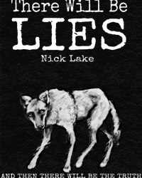 There Will Be Lies Cover Comp - Entry 1