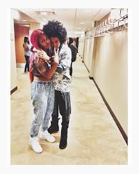 Love Is A Strong Word (Princeton And Bahja Love Story)