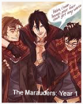 The Marauders: Year 1