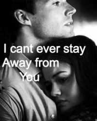 I cant ever stay away from you-Pretty Little Liars