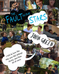 Fault in our stars cover