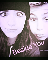 Beside you l.h.
