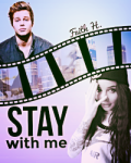 Stay with me ~ Luke Hemmings ff ~