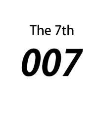 The 7th 007