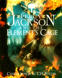 Percy Jackson and the Element's Cage