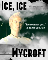 Ice, Ice, Mycroft {A Parody}