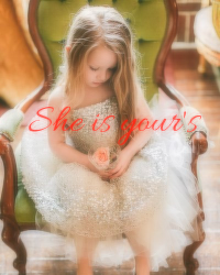 She is your's