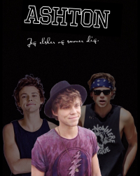 Ashton - One Shot
