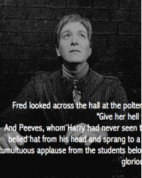 George Weasley: After the War