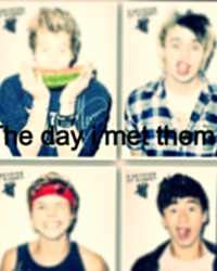 The day i met them